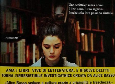 Scrivere è un mestiere pericoloso, di Alice Basso