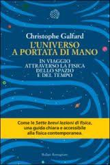 L'universo a portata di mano, Christophe Galfard