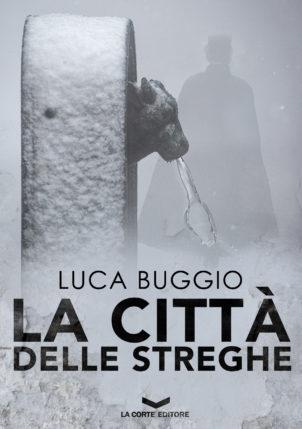 """Luca Buggio di """"La città delle streghe"""""""