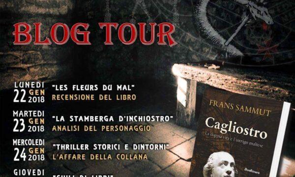 """Blog tour """"Cagliostro"""" – I luoghi del romanzo"""