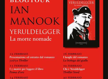 BLOGTOUR: Yeruldelgger, La morte nomade – I personaggi