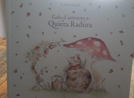 Gelo d'autunno a quieta radura – di Clelia Canè