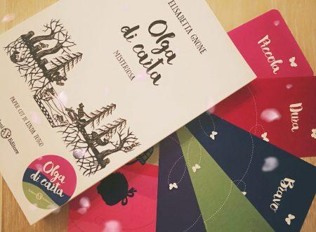 Olga di Carta – Misteriosa – di Elisabetta Gnone (Salani Editore)