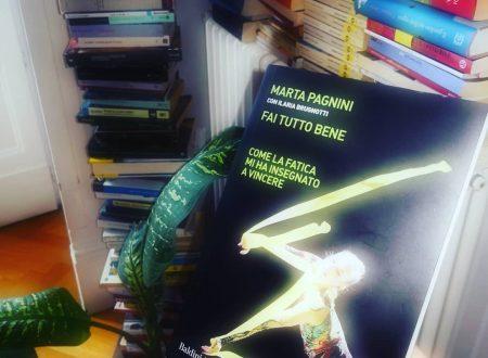 """""""Fai tutto bene"""" di Marta Pagnini con Ilaria Brugnotti (Baldini+Castoldi) #Auroralegge"""