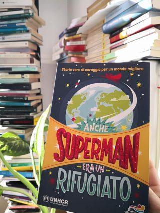 anche superman era un rifugiato