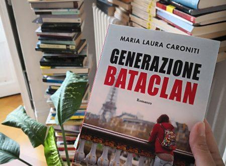 Generazione Bataclan di M. Laura Caroniti (Mursia)