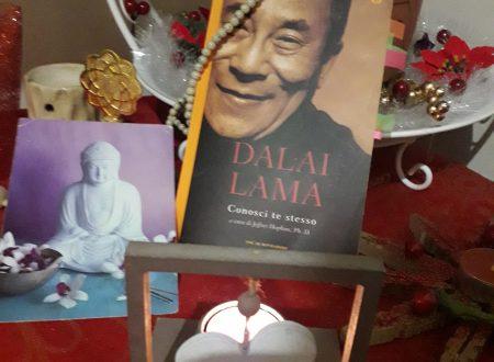 Conosci te stesso – Dalai Lama (Mondadori) da scrivere