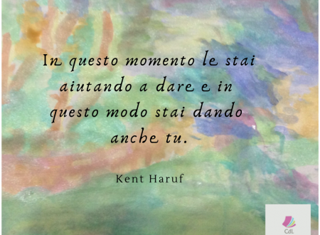 Benedizione – Kent Haruf (NNE)
