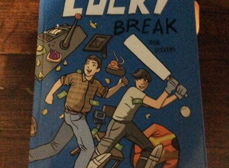 Lucky Break – di Rob Stevens (Lapis)