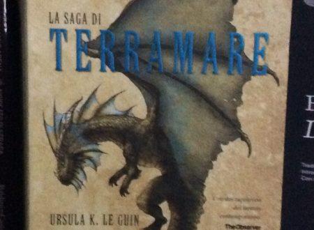 I venti di Terramare – di Ursula K. Le Guin (Mondadori)