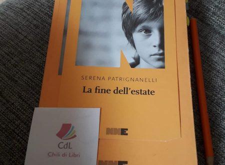 La fine dell'estate – di Serena Patrignanelli (NN Editore)