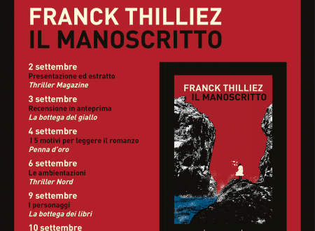 BlogTour: Il manoscritto – di Franck Thilliez (Fazi)