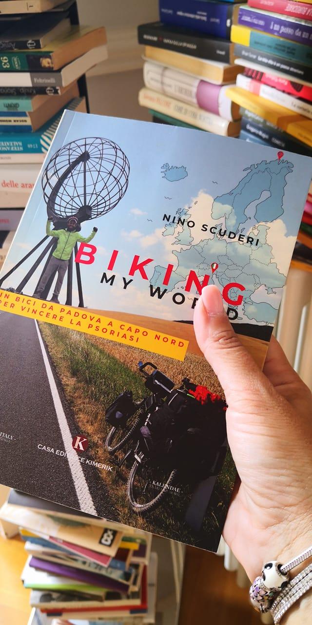 """Biking My World"" di Nino Scuderi (Kimerik)"