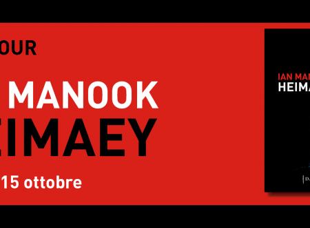 "Blogtour ""Heimaey"" di Ian Manook, Fazi editore"
