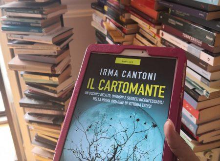 """""""Il Cartomante"""" di Irma Cantoni (LibroMania)"""
