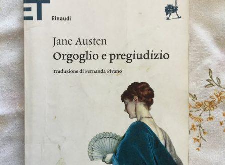 Orgoglio e pregiudizio – di Jane Austen (Einaudi)