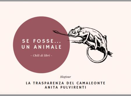 Blogtour sensoriale: la trasparenza del camaleonte