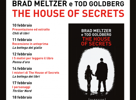 Blogtour – The House of secrets