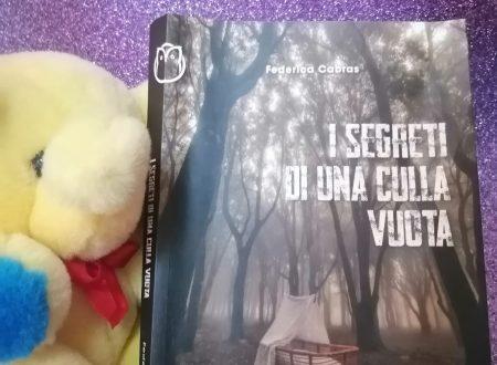I segreti di una culla vuota – Federica Cabras (Offficina Milena)