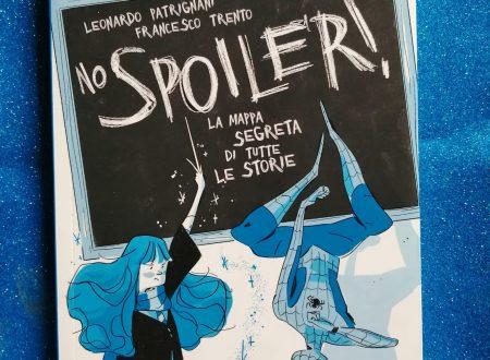 No spoiler –  Patrignani, Trento e Innocente (De Agostini)