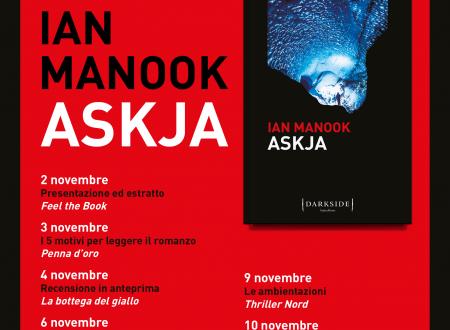Askja di Ian Manook- blogtour