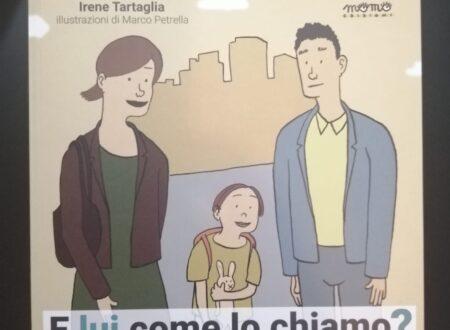 E lui come lo chiamo? – di Irene Tartaglia (Momo edizioni)