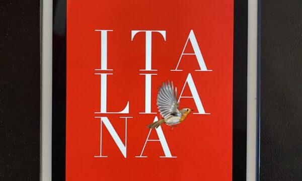 """Italiana"" – Giuseppe Catozzella (Mondadori)"