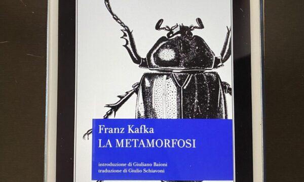 """La metamorfosi"" – Franz Kafka"