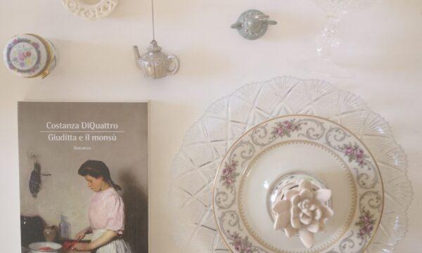 """""""Giuditta e il Monsù"""" di Costanza diQuattro (Baldini+Castoldi)"""